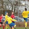 Fotoreportage WCR JO19-1 tegen Oude Maas JO19-1